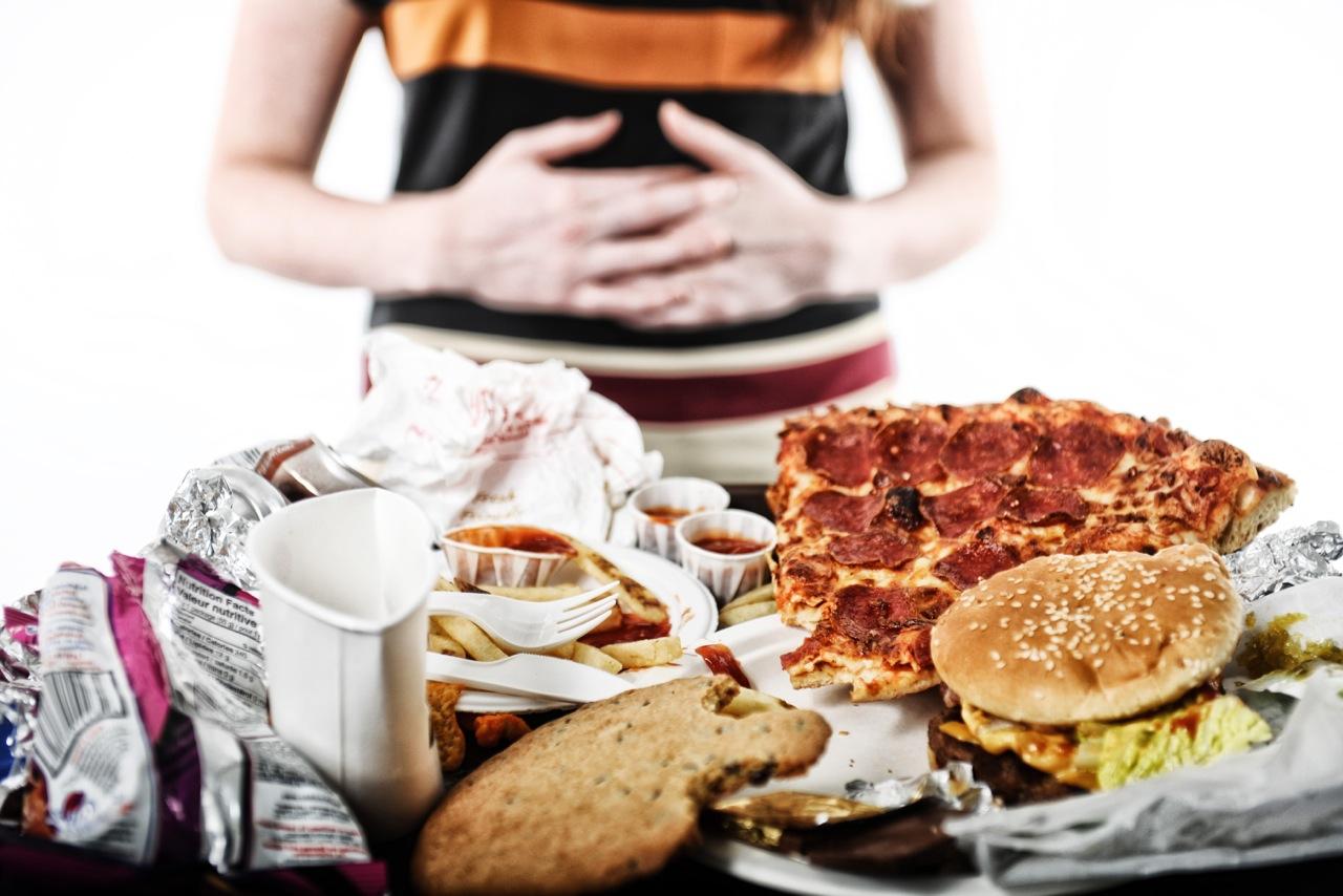 Che cos'è la fame nervosa